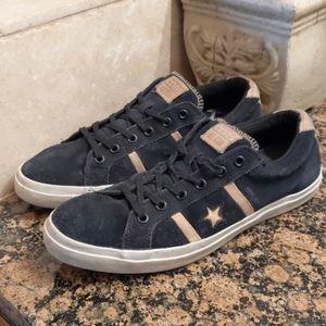 Converse Pappalardo ProX Black/Tan 11.5 Skate Shoe